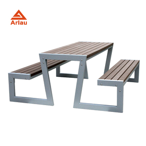 Arlau Camping Table Outdoor Furniture,Tables And Chairs Used For Restaurant,Wood Picnic Table Chairs