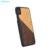 2019 Trending Products Real Wood PC Mobile Phone Hard Case For iphone XS MAX