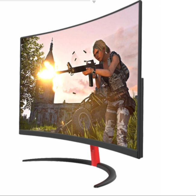 Desktop LCD <strong>Monitor</strong> 27inch 144hz Curved Gaming Led <strong>Monitor</strong>