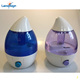 healthier life low power consumption waterless auto shut-off whisper night super-quietness humidifier for baby room