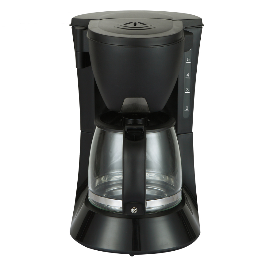 2018 hot selling ATC-CM6633 0.6L 4-6 cups domestic electric <strong>drip</strong> <strong>coffee</strong> <strong>maker</strong>