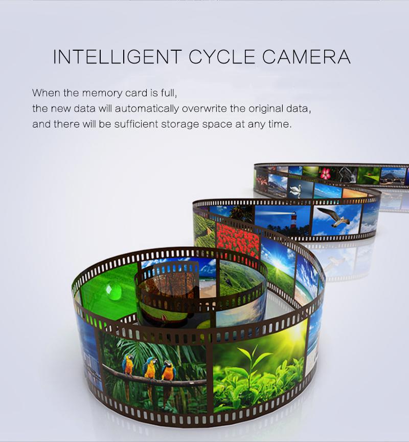 Sıcak Satış HD 1080P Gizli Mini Giyilebilir Taşınabilir WIFI Küçük Video Kamera