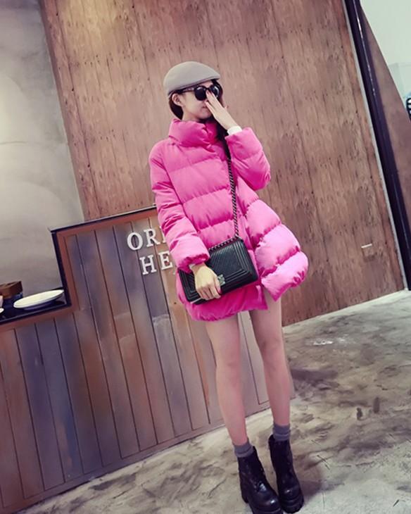 Хлопок для беременных пальто для беременных пиджаки конфеты цвет кардиган беременная женщина корейский зима для беременных одежда 134 #
