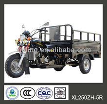 150cc 200cc 250cc close cabin cargo tricycle /closed Tricycle/ three wheel motorcycle 5-series
