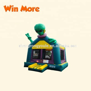 Fantastic Inflatable Alien Bouncing Castles Inflatable Bounce House For Sale Download Free Architecture Designs Scobabritishbridgeorg