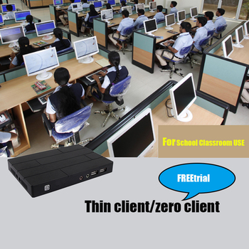 factory price terminal thin client with Linux Embedded in RDP protocol