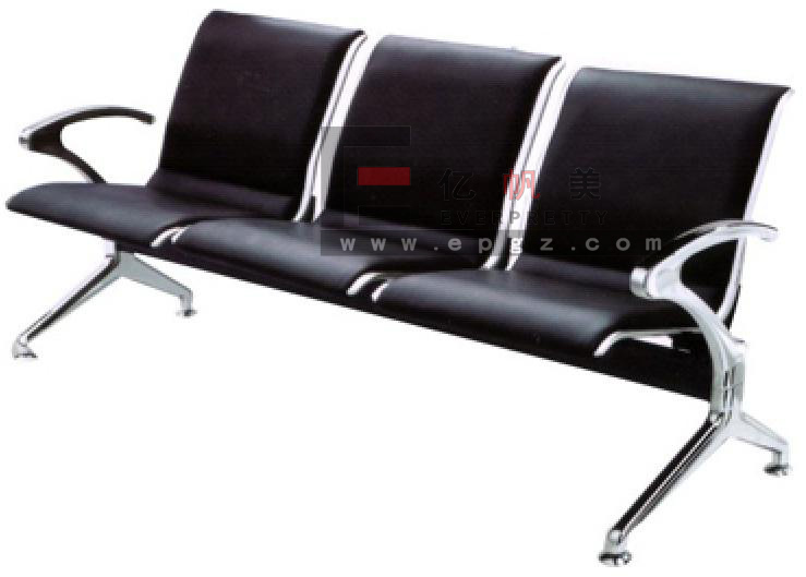 3 Seat Bench Seat For Hospital Waiting Area Bench For