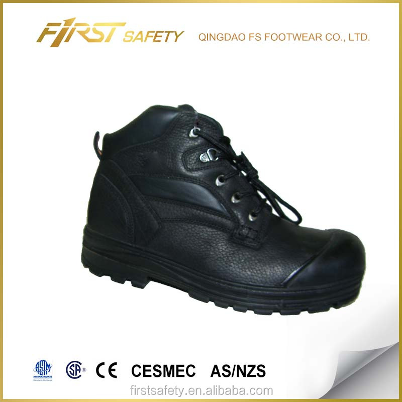 FS1270 6' CSA PU Reinforcement Lace Up Type Wellmax Puncture Resistant Innersole Tinsulate Dual Density Outsole Safety Boots