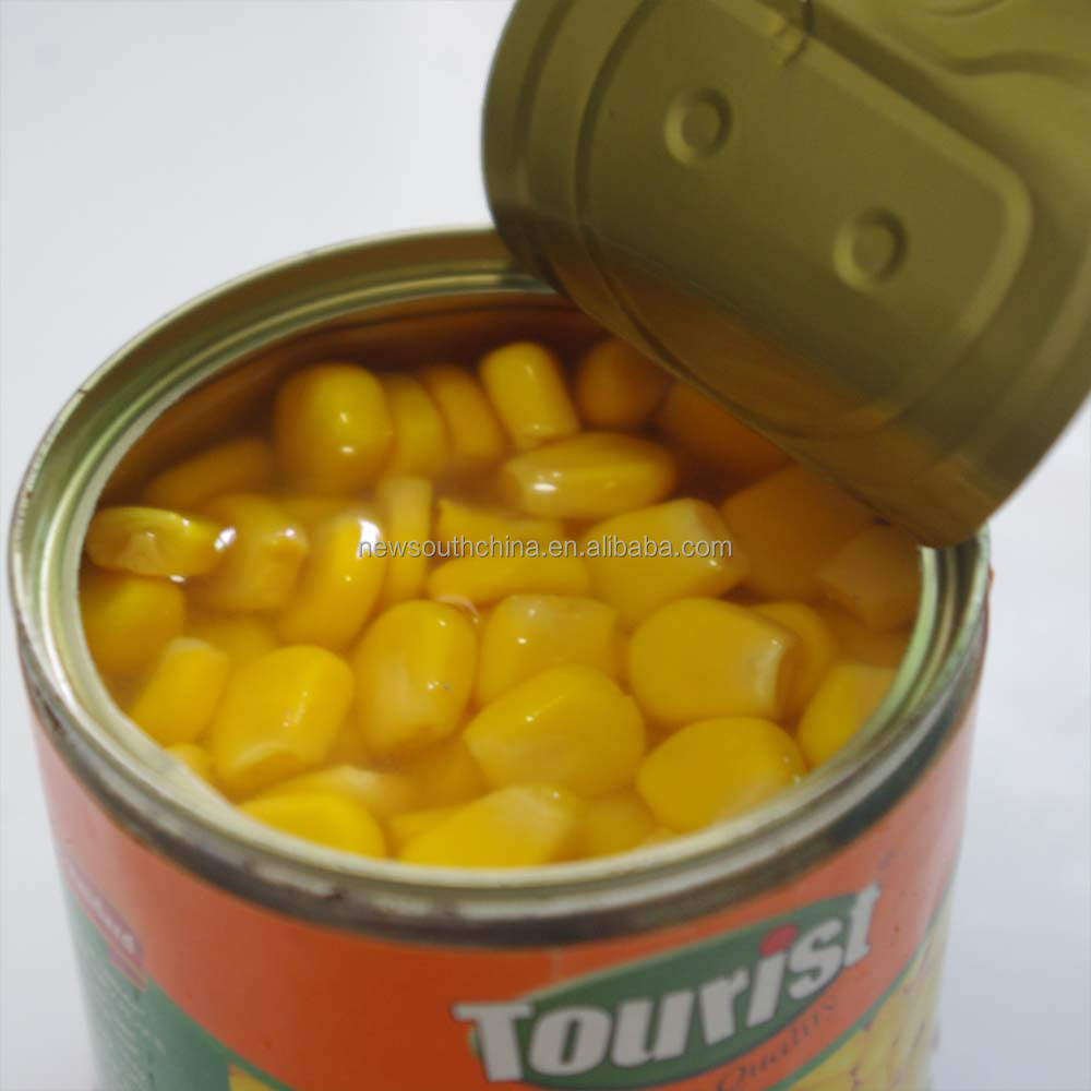 Canned sweet whole kernel corn price