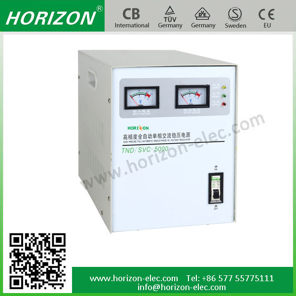 SVC 10kw 10kva v guard voltage stabilizer
