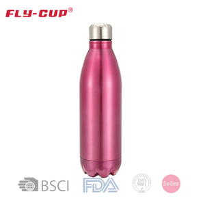 Manufacturer Colorful 500ml Double Wall cola water Flask cola flask