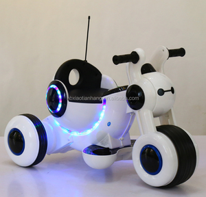 Cheap electric plastic car / children electric tricycle car for 1-5 years old child