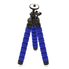 Mini gopro accessories Phone Holder Flexible Octopus Tripod Bracket Selfie Stand Mount Monopod Styling For Phone Flexible Tripod