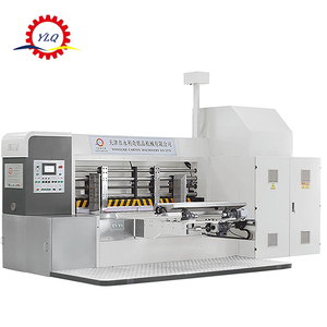 Corrugated Carton Box Printing Machinery