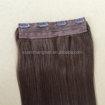 Factory price single clip in hair extension double drawn brazilian factory price single clip in hair extension double drawn brazilian clip in human hair extension prices pmusecretfo Images