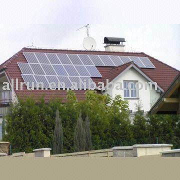 full unit house USING 2KW HOME SOLAR ENERGY