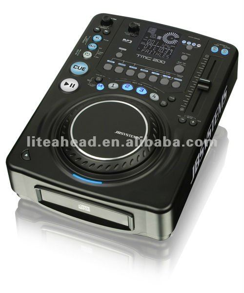 JBSYSTEMS MP3 Controller Tabletop Disc CD player