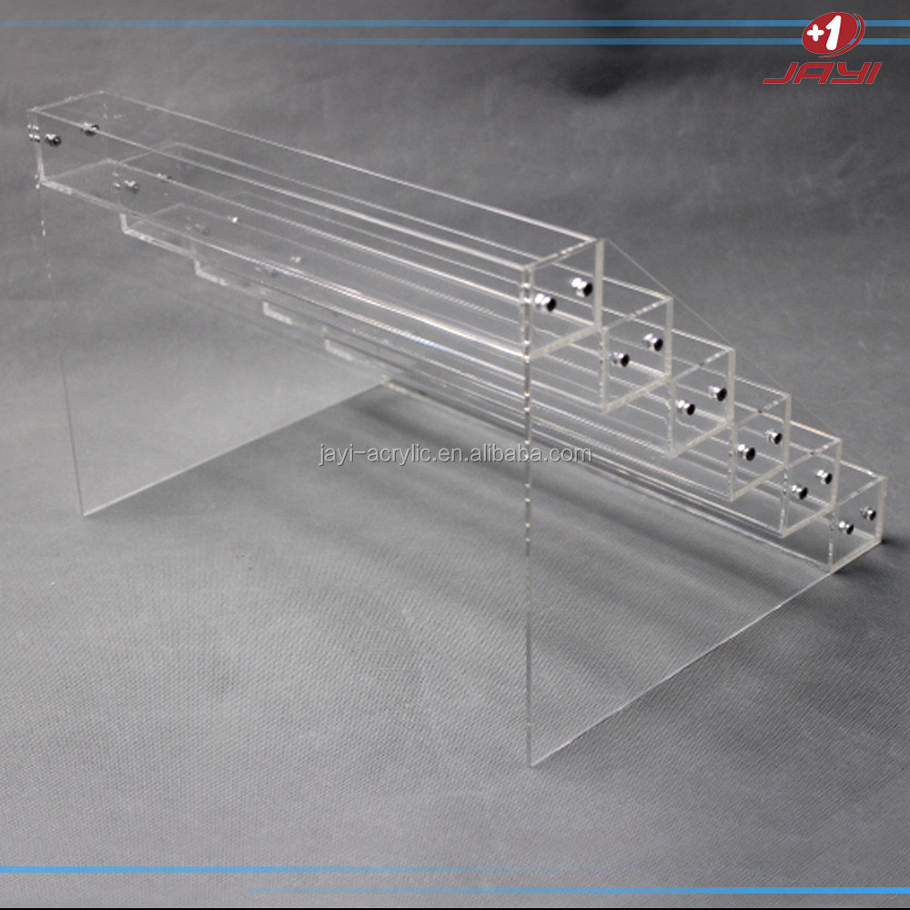 High Quality Custom Free Standing Nail Polish Display Rack/Nail Polish Display Stand