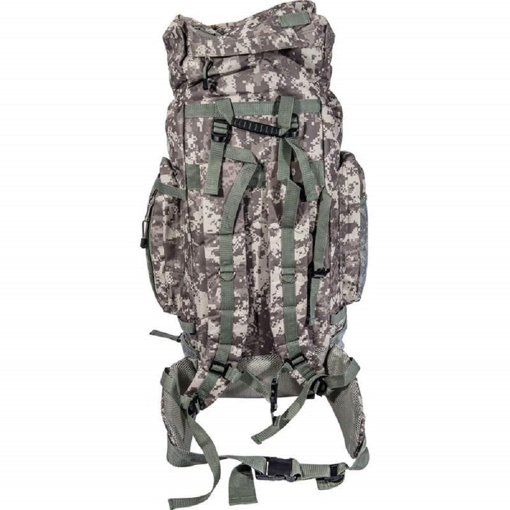 Cheap Mountaineer 70l Backpack Find Deals Jack Wolfskin 48 Get Quotations 34 Digital Camo Day Pack Hiking Camping Mountain Bag