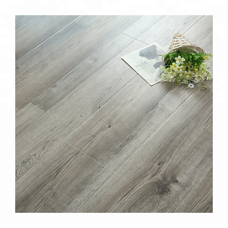 Ac3 Ac4 Ac5 Waterproof HDF Wood Grey Laminate <strong>FLooring</strong>