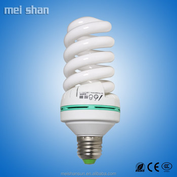 High Lumens Good Quality Cfl Lamp Parts 40w Spiral Cfl Energy ...