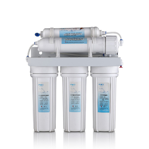 Top Tier Supreme High Efficiency Permeate Pumped Ultra Safe Reverse Osmosis Drinking Water Filter System For Low Pressure Homes