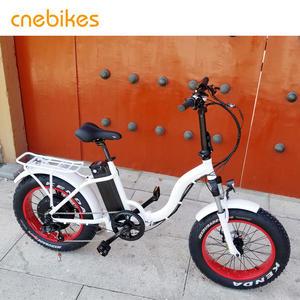 20*4.0 500W big power Fat tire electric Mountain bike/Snow bike/electric bicycle with CE