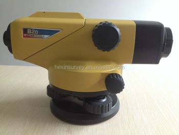 Gance auto level B20 surveying equipment