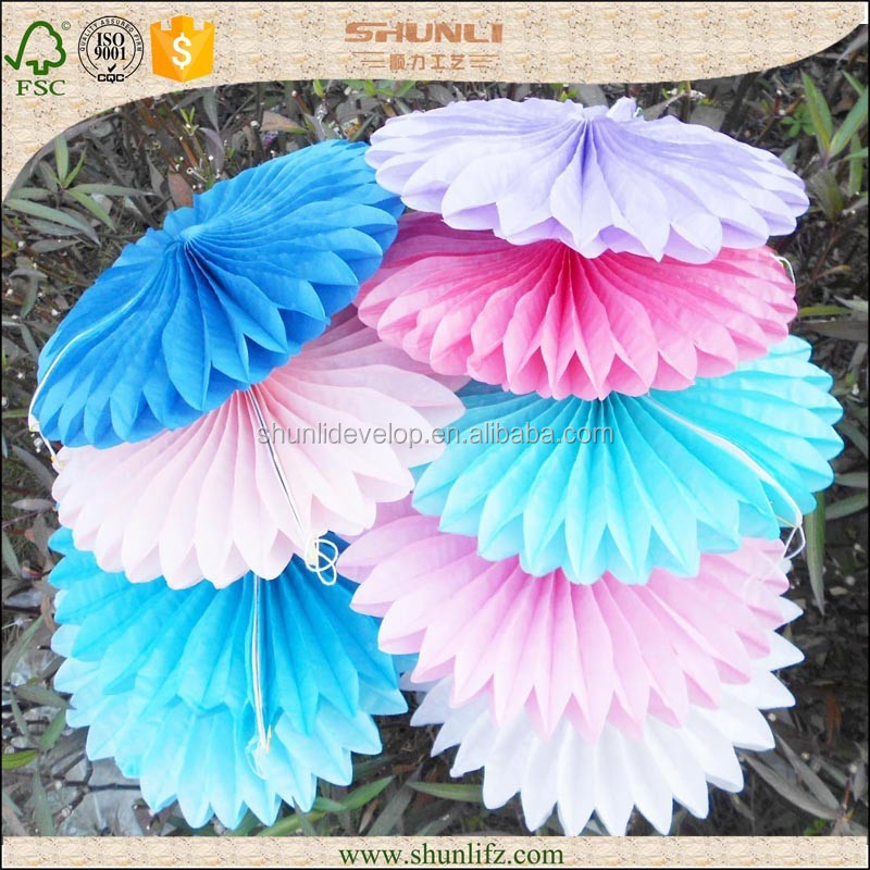 Birthday Party Decorations Promotional Diy Tissue Paper Daisy ...
