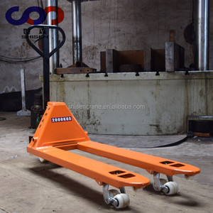 2.5 ton hand pallet truck china factory prices