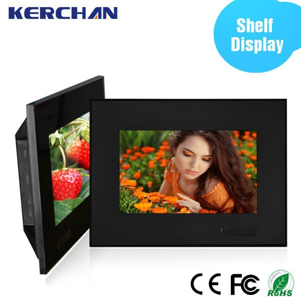 TFT Type and Indoor Application screen with sd card with shopping mall