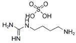 98% Agmatine sulfate ,  4-Aminobutyl guanidinium sulphate