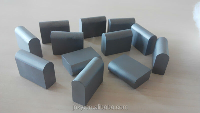 Cemented Carbide Snow Plow Tip/ Carbide Cutting Inserts