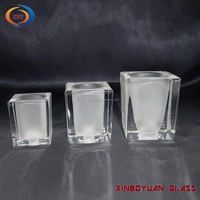 Cube Glass Lamp shades for Ceiling Lights