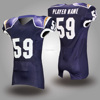 New arrival custom American football jersey