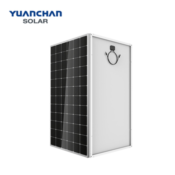 Good performance durable material mono 75w solar panel from factory direct sale
