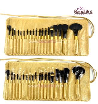 19 pcs professional makeup brush setwholesale fashionable