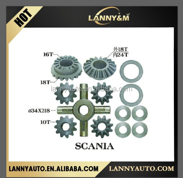 Scania truck spare parts differential repair kit