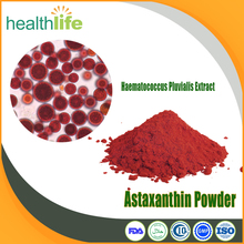 High Grade Haematococcus Pluvialis Extract Astaxanthin, Pure Natural Astaxanthin Powder, CAS NO.472-61-7