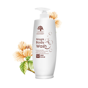Professional Supplier Natural Organic Skin Whitening Body Wash