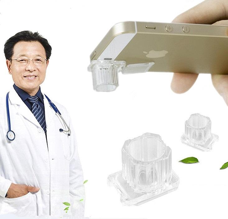 S001 200X Lente Microscopio Lupa para Tableta Smartphone