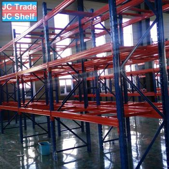 Professional Pallet Rack Pallet Storage Shelves for Supermarket