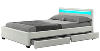 andsome bedroom furniture cheap leather bed, double wooden bed frame, modern bed frame