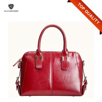 Italy Leather Las Bags Designer Handbag Manufacturers Genuine Bag For Whole