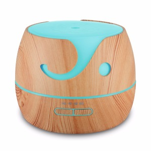 2018 New Design Ultrasonic Aroma Diffuser 400ml Air Innovative Essential Oil Humidifier