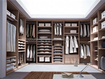 Latest Custom wardrobe cabinets walking in closet