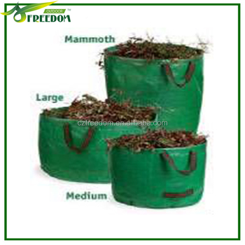 Pe Garden Waste Bag Pp