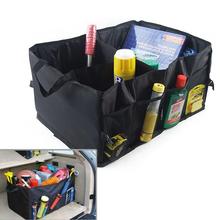 Car Organizer Hot Sales Car Boot Storage Bags Folding Car Boot Stuff Bags Tools Food Organizer Storage Bags