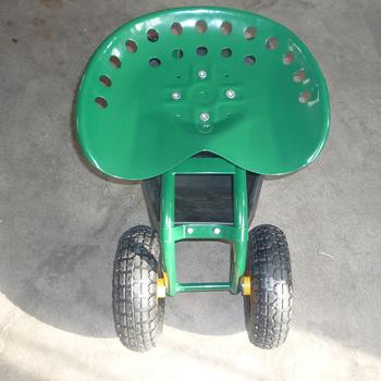 Garden Scoot Sitting Carts TC4501B