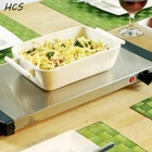 Kitchen Equipment Stainless Steel Keeping Food Warm Buffet Server